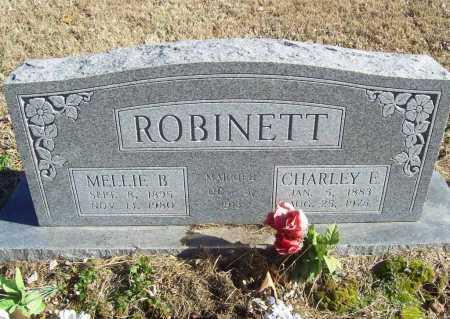 ROBINETT, MELLIE B - Benton County, Arkansas | MELLIE B ROBINETT - Arkansas Gravestone Photos