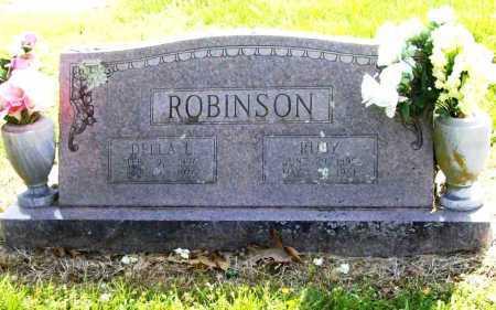 ROBINSON, DELLA - Benton County, Arkansas | DELLA ROBINSON - Arkansas Gravestone Photos