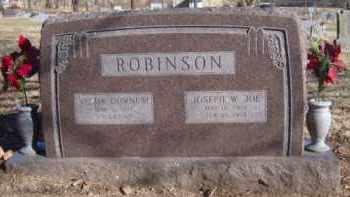 "ROBINSON, JOSEPH WILLIAM ""JOE"" - Benton County, Arkansas   JOSEPH WILLIAM ""JOE"" ROBINSON - Arkansas Gravestone Photos"