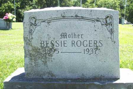 ROGERS, BESSIE - Benton County, Arkansas | BESSIE ROGERS - Arkansas Gravestone Photos