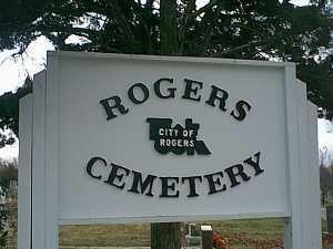 *ROGERS CEMETERY,  - Benton County, Arkansas |  *ROGERS CEMETERY - Arkansas Gravestone Photos