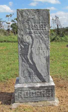 ROGERS, ELDER. G. P. - Benton County, Arkansas | ELDER. G. P. ROGERS - Arkansas Gravestone Photos