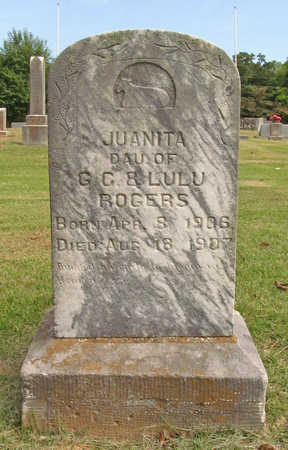 ROGERS, JUANITA - Benton County, Arkansas | JUANITA ROGERS - Arkansas Gravestone Photos