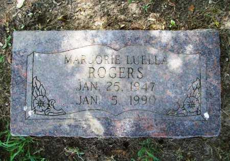 ROGERS, MARJORIE LUELLA - Benton County, Arkansas | MARJORIE LUELLA ROGERS - Arkansas Gravestone Photos