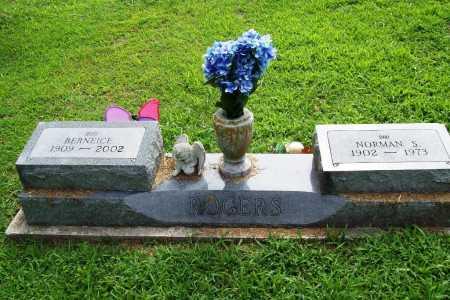 ROGERS, NORMAN SIDNEY - Benton County, Arkansas | NORMAN SIDNEY ROGERS - Arkansas Gravestone Photos