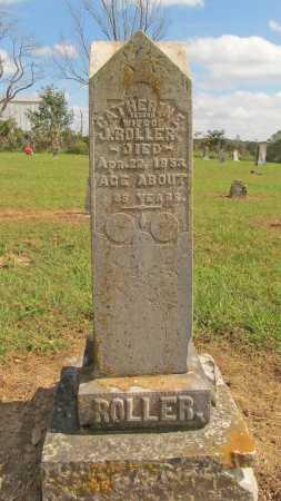 ROLLER, CATHERINE - Benton County, Arkansas | CATHERINE ROLLER - Arkansas Gravestone Photos