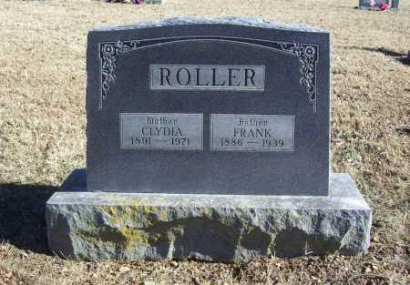 ROLLER, CLYDIA - Benton County, Arkansas | CLYDIA ROLLER - Arkansas Gravestone Photos