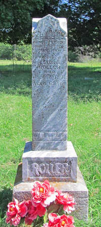 ROLLER, ELLEN - Benton County, Arkansas   ELLEN ROLLER - Arkansas Gravestone Photos
