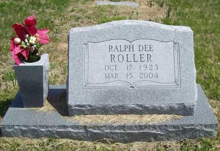 ROLLER, RALPH DEE - Benton County, Arkansas | RALPH DEE ROLLER - Arkansas Gravestone Photos