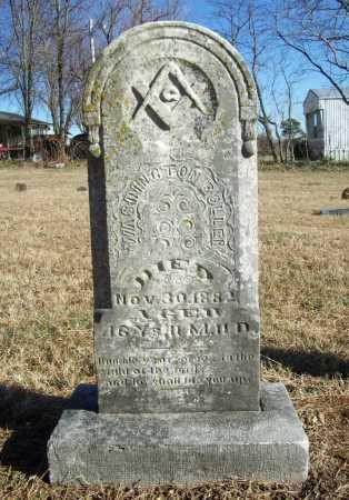 ROLLER, WASHINGTON - Benton County, Arkansas   WASHINGTON ROLLER - Arkansas Gravestone Photos