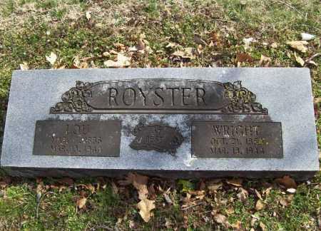 WAKEFIELD ROYSTER, LOU - Benton County, Arkansas | LOU WAKEFIELD ROYSTER - Arkansas Gravestone Photos