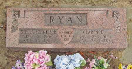 RYAN, STELLA - Benton County, Arkansas | STELLA RYAN - Arkansas Gravestone Photos