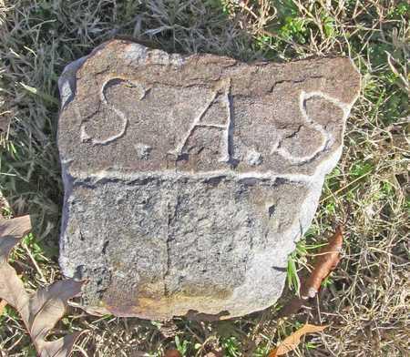 S, S A - Benton County, Arkansas | S A S - Arkansas Gravestone Photos