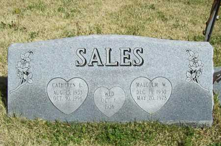 SALES, CATHEREN L. - Benton County, Arkansas | CATHEREN L. SALES - Arkansas Gravestone Photos