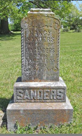 SANDERS, NANCY - Benton County, Arkansas | NANCY SANDERS - Arkansas Gravestone Photos