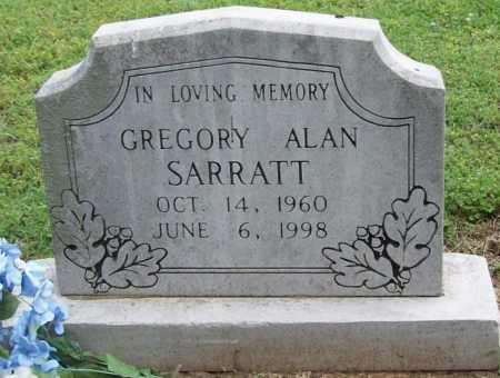 SARRATT, GREGORY ALAN - Benton County, Arkansas | GREGORY ALAN SARRATT - Arkansas Gravestone Photos