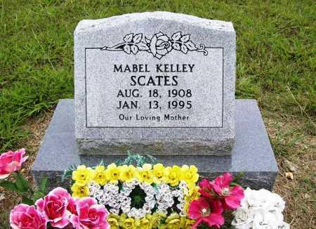 SCATES, MABEL - Benton County, Arkansas   MABEL SCATES - Arkansas Gravestone Photos