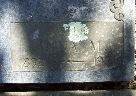 SCHAUM, ANNA M. - Benton County, Arkansas | ANNA M. SCHAUM - Arkansas Gravestone Photos