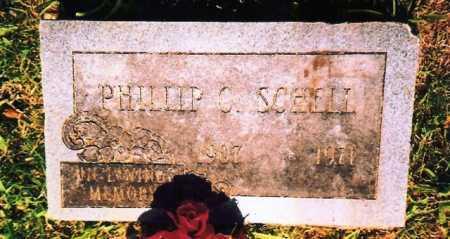 SCHELL, PHILLIP C. - Benton County, Arkansas | PHILLIP C. SCHELL - Arkansas Gravestone Photos