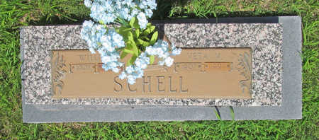 "SCHELL, WILLIAM J ""WILLIE"" - Benton County, Arkansas 