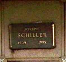 SCHILLER, JOSEPH - Benton County, Arkansas   JOSEPH SCHILLER - Arkansas Gravestone Photos
