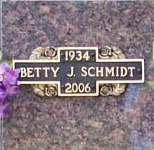 CREES SCHMIDT, BETTY JEAN - Benton County, Arkansas   BETTY JEAN CREES SCHMIDT - Arkansas Gravestone Photos