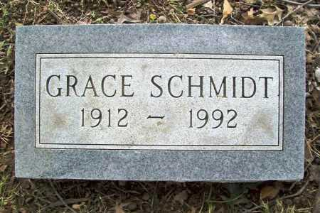 SCHMIDT, GRACE - Benton County, Arkansas | GRACE SCHMIDT - Arkansas Gravestone Photos