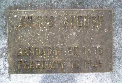 SCHMIDT, JULIUS AUGUST - Benton County, Arkansas   JULIUS AUGUST SCHMIDT - Arkansas Gravestone Photos