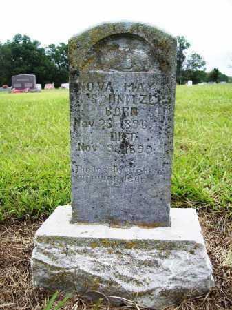SCHNITZER, NOVA MAY - Benton County, Arkansas   NOVA MAY SCHNITZER - Arkansas Gravestone Photos