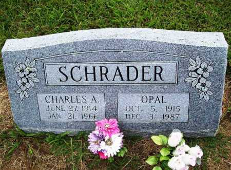 SCHRADER, OPAL - Benton County, Arkansas | OPAL SCHRADER - Arkansas Gravestone Photos