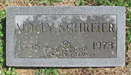 SCHREIER, MOLLY - Benton County, Arkansas | MOLLY SCHREIER - Arkansas Gravestone Photos