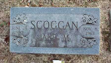"SCOGGAN, JACOB MARTINDALE ""JAKE"" - Benton County, Arkansas 