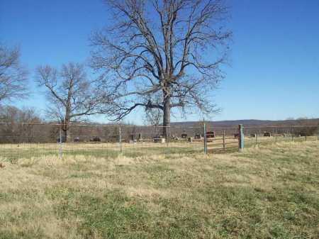 *SCOTT CEMETERY OVERVIEW,  - Benton County, Arkansas    *SCOTT CEMETERY OVERVIEW - Arkansas Gravestone Photos