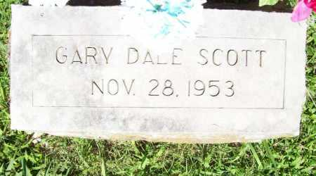 SCOTT, GARY DALE - Benton County, Arkansas | GARY DALE SCOTT - Arkansas Gravestone Photos