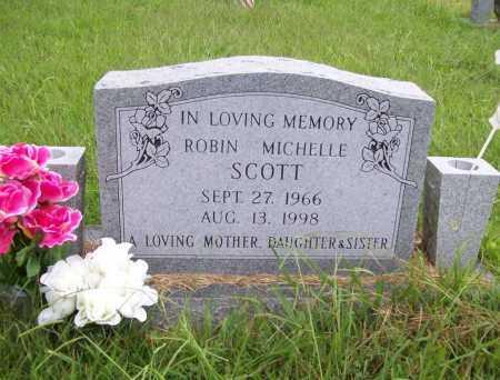 SCOTT, ROBIN MICHELLE - Benton County, Arkansas | ROBIN MICHELLE SCOTT - Arkansas Gravestone Photos