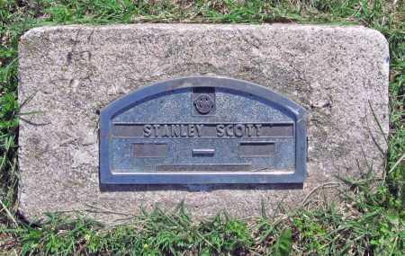 SCOTT, STANLEY - Benton County, Arkansas | STANLEY SCOTT - Arkansas Gravestone Photos