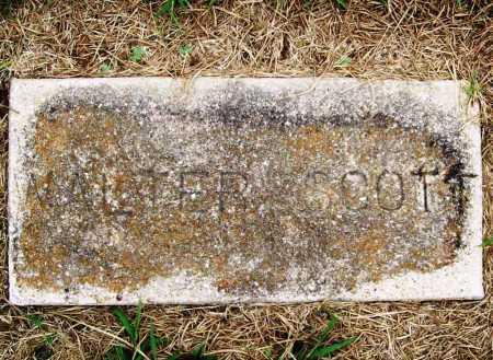 SCOTT, WALTER - Benton County, Arkansas | WALTER SCOTT - Arkansas Gravestone Photos