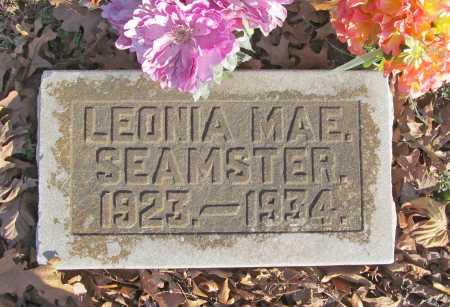 SEAMSTER, LEONIA MAE - Benton County, Arkansas | LEONIA MAE SEAMSTER - Arkansas Gravestone Photos