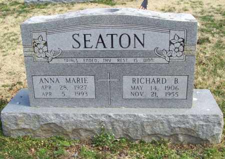 "SEATON, ANNA MARIE ""ANN"" - Benton County, Arkansas | ANNA MARIE ""ANN"" SEATON - Arkansas Gravestone Photos"