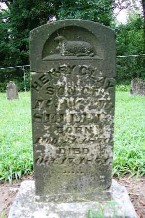 SEILER, HENRY CLAY - Benton County, Arkansas | HENRY CLAY SEILER - Arkansas Gravestone Photos