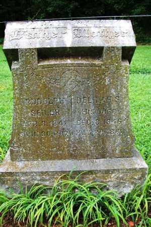 SEILER, DELILAH S. - Benton County, Arkansas | DELILAH S. SEILER - Arkansas Gravestone Photos