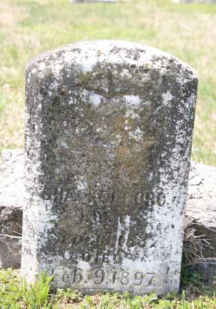 SHACKELFORD, W. E. - Benton County, Arkansas | W. E. SHACKELFORD - Arkansas Gravestone Photos