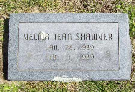 SHAWVER, VELMA JEAN - Benton County, Arkansas   VELMA JEAN SHAWVER - Arkansas Gravestone Photos