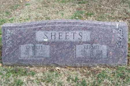 SHEETS, KERMIT - Benton County, Arkansas | KERMIT SHEETS - Arkansas Gravestone Photos