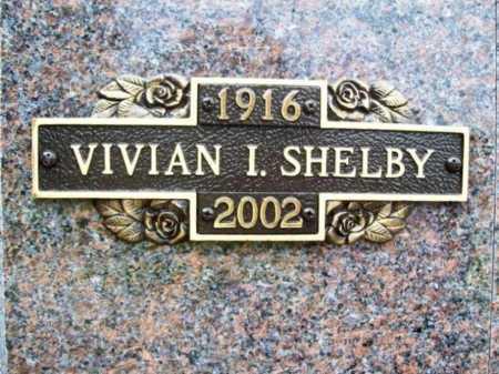 HAYS SHELBY, VIVIAN IRENE - Benton County, Arkansas   VIVIAN IRENE HAYS SHELBY - Arkansas Gravestone Photos