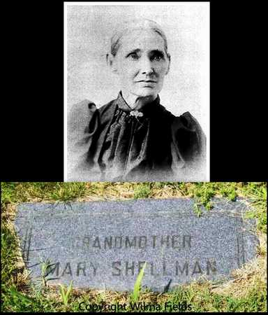 SHELLMAN, MARY ESTA - Benton County, Arkansas | MARY ESTA SHELLMAN - Arkansas Gravestone Photos
