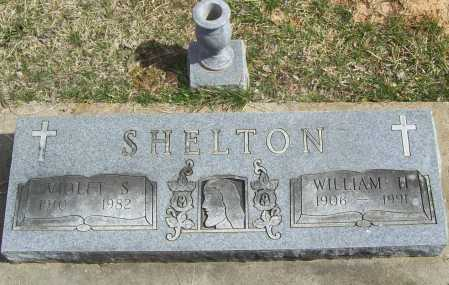 SHELTON, WILLIAM H. - Benton County, Arkansas | WILLIAM H. SHELTON - Arkansas Gravestone Photos