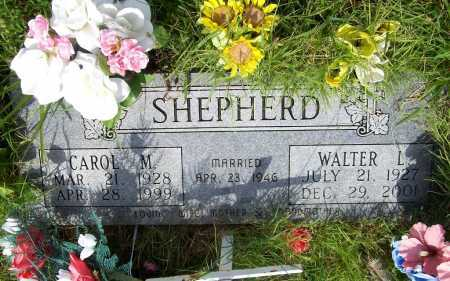 SHEPHERD, CAROL M. - Benton County, Arkansas | CAROL M. SHEPHERD - Arkansas Gravestone Photos