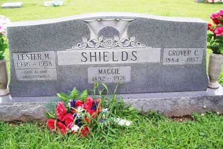 SHIELDS, MAGGIE - Benton County, Arkansas | MAGGIE SHIELDS - Arkansas Gravestone Photos