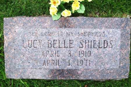 SHIELDS, LUCY BELLE - Benton County, Arkansas | LUCY BELLE SHIELDS - Arkansas Gravestone Photos